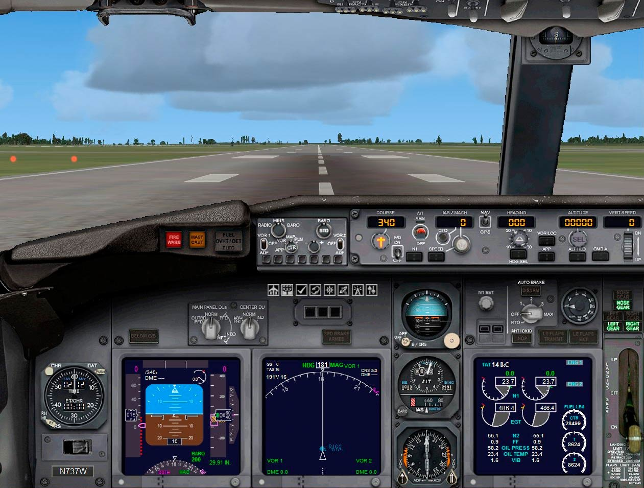 Flugsimulator Spiele