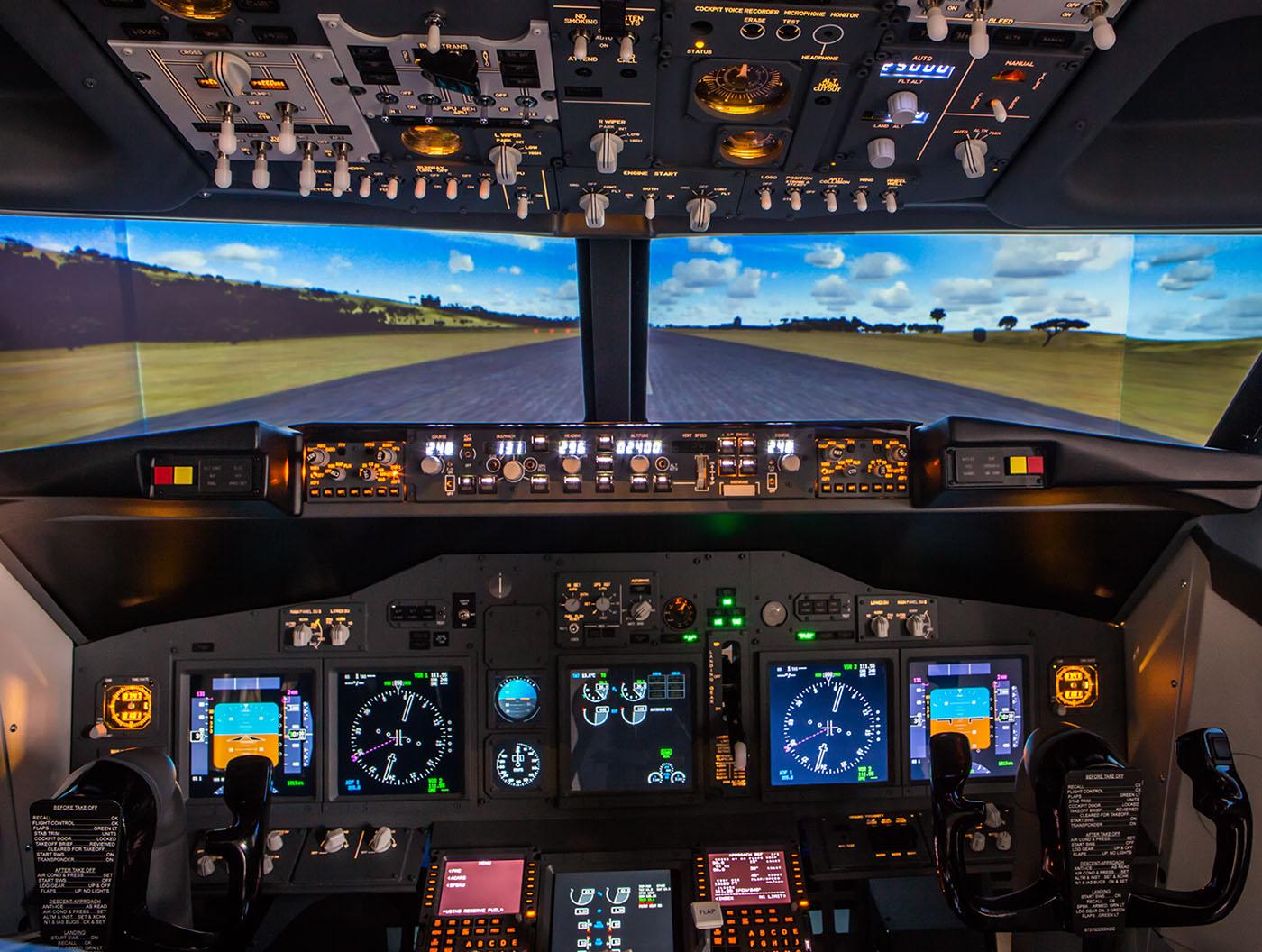 Kostenlose Flugsimulator