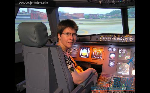A320 - Flugsimulator Berlin