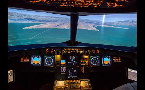 Flugsimulator Karlsruhe