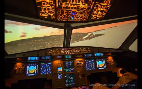 Flugsimulator Köln / Bonn