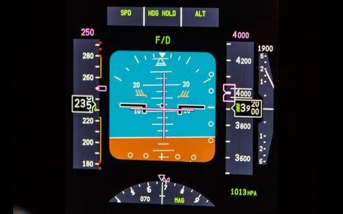 B747 Flugsimulator